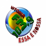 Logo da emissora Rádio Vitória 103.9 FM