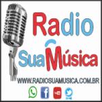Logo da emissora Rádio Sua Musica