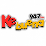 Logo da emissora Radio Ke Buena 94.7 FM