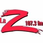 Logo da emissora Radio La Z 107.3 FM