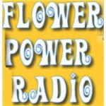 Logo da emissora Flower Power Radio