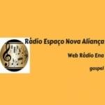 Logo da emissora Rádio Espaço Nova Aliança