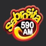 Logo da emissora Radio Sabrosita 590 AM