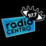 Logo da emissora Radio Centro 97.7 FM