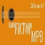 Logo da emissora Rádio Fictop MPB