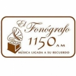 Logo da emissora Radio El Fonógrafo 1150 AM