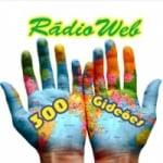 Logo da emissora Rádio Web 300 Gideões