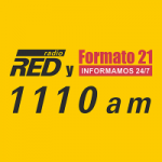 Logo da emissora Radio Red 1110 AM