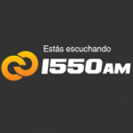 Logo da emissora Radio Cadena 1550 AM