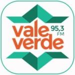 Logo da emissora Rádio Vale Verde 95.3 FM