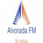 Logo da emissora Alvorada Rádio Web