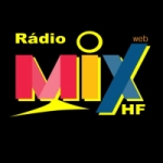 Logo da emissora Rádio MIX HF