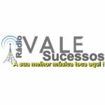 Logo da emissora Rádio Vale Sucessos FM