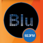 Logo da emissora Radio Blu 92.3 FM
