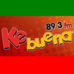 Logo da emissora Radio Ke Buena 89.3 FM