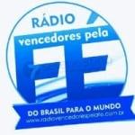 Logo da emissora Rádio Vencedores Pela fé