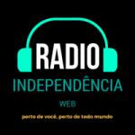 Logo da emissora Rádio Independência Web