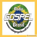 Logo da emissora Rádio Gospel Brasil FM