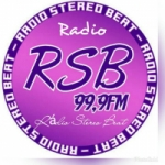 Logo da emissora Rádio Stereo Beat