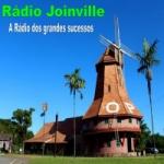Logo da emissora Rádio Joinville