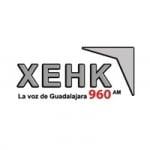 Logo da emissora Radio La Voz de Guadalajara 960 AM