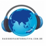 Logo da emissora Rádio Nova Informativa
