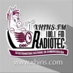 Logo da emissora Radio Tecnológico 100.1 FM