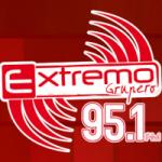 Logo da emissora Radio Extremo 95.1 FM