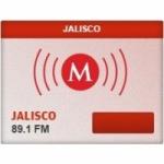 Logo da emissora Radio Milenio 89.1 FM