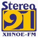 Logo da emissora Radio Stereo 91 91.3 FM
