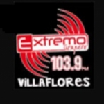 Logo da emissora Radio Extremo 103.9 FM
