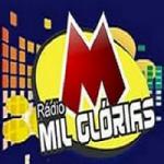 Logo da emissora Rádio Mil Glorias