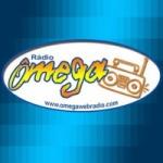 Logo da emissora Ômega Web Rádio