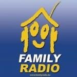 Logo da emissora Family Radio 102.6 FM