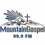 Logo da emissora Radio WMTC Mountain Gospel 99.9 FM