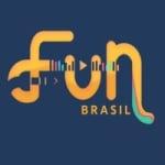 Logo da emissora Rádio Fun Brasil