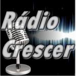 Logo da emissora Rádio Crescer