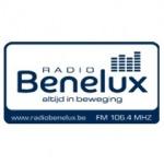 Logo da emissora Radio Benelux 106.4 FM