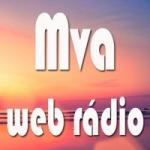 Logo da emissora Rádio MVA