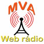 Logo da emissora MVA Web Rádio