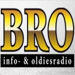 Logo da emissora Radio B.R.O. 105.2 FM