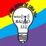 Logo da emissora Rádio Web Luz