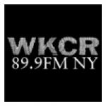 Logo da emissora WKCR 89.9 FM