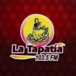 Logo da emissora Radio La Tapatía 103.5 FM
