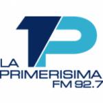 Logo da emissora Radio La Primerisima 92.7 FM