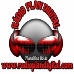 Logo da emissora Rádio Plan Digital