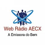 Logo da emissora Web Rádio AECX
