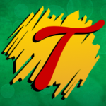 Logo da emissora Rádio Taquarituba 87.9 FM