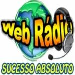 Logo da emissora Rádio Pé de Serra