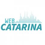 Logo da emissora Web Catarina